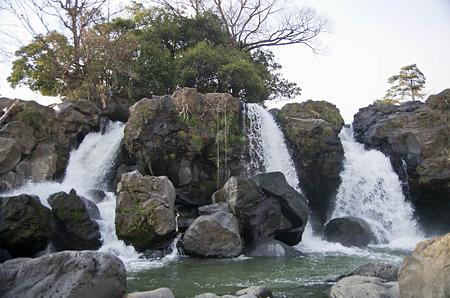 鮎壷の滝 2012.4.7-2