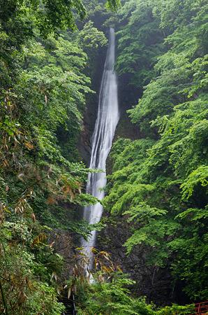 洒水の滝 2012.6.1-1