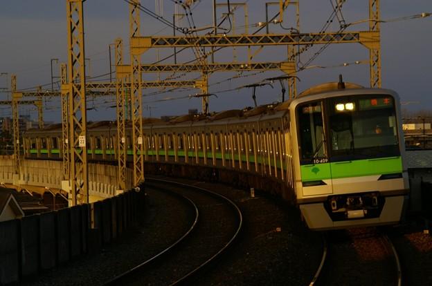 10-400F 27T 快速 橋本行き