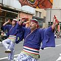 写真: 上總組_09 - よさこい東海道2010