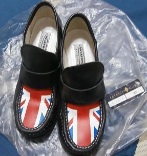パトリックコックスの靴
