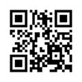 写真: 岡崎市非公式botのQRコード