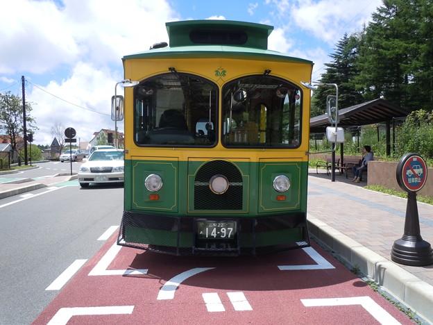 清里駅 ピクニックバス