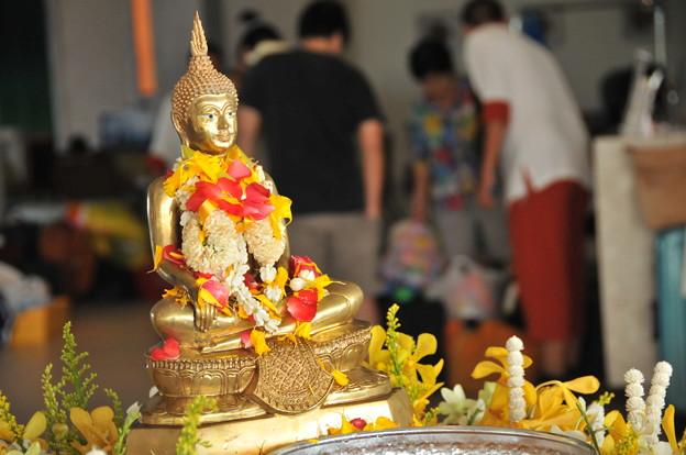 写真: 仏像