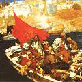 写真: フランク・ブラングィン1892海賊バカニーア-ブライアンクラークロンドン