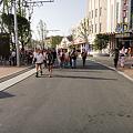 Photos: 歓楽谷の中の通り