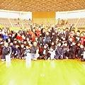 2011.02.06 南加賀地区タグラグビー教室