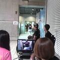 写真: 3Dで廊下を撮影してるなう...