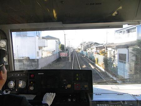 川越線の車窓5