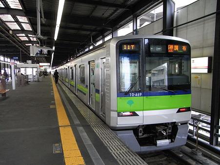 東京都交通局10-300形(橋本駅)1