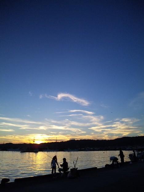 Photos: 勝浦にて
