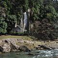 写真: 室生川と磨崖仏