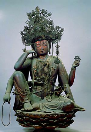 三井寺 如意輪観音坐像