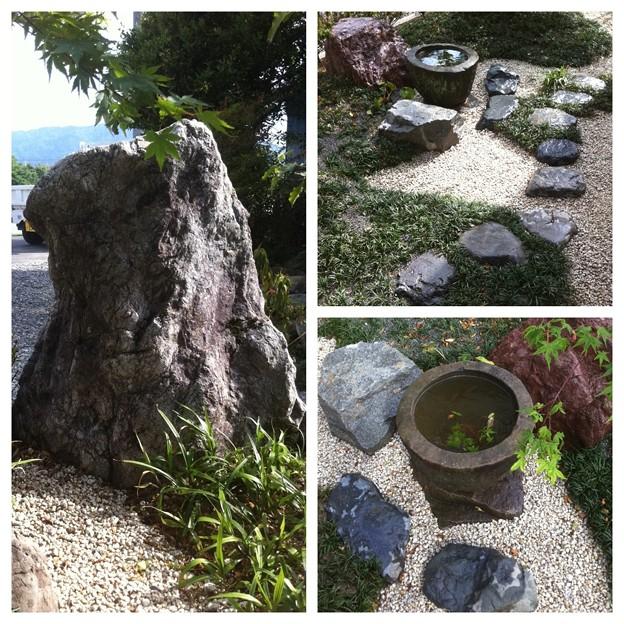 垂井大石の庭