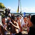 写真: 平成23年青島神社新春の禊裸まいり9