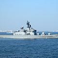 護衛艦くらま(国際観艦式予行)