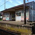 銚子電鉄 海鹿島駅1
