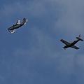 2010静岡ホビーショー T-7飛行展示