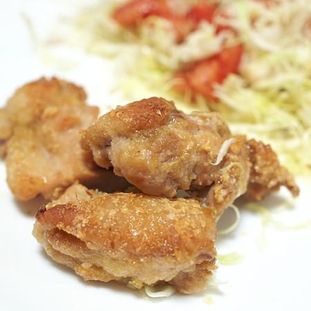 オーブンで作る鶏のから揚げがすっかり定着