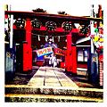 Photos: 秋祭り 鳥居
