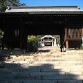 Photos: 沼名前神社 随神門(随身門)