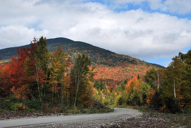 写真: West Kennebago Mountain