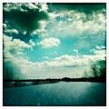 写真: The Day after the April Snow