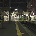 写真: 藤沢駅にて