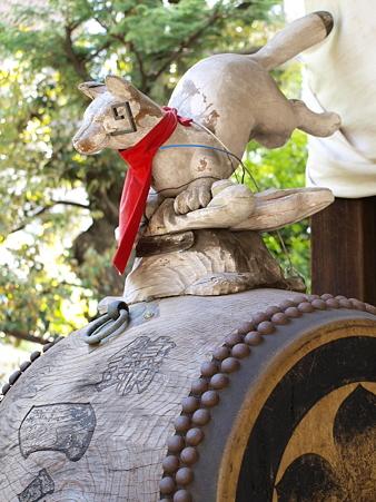 太田姫稲荷神社/お茶の水