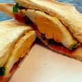 写真: サンドイッチ