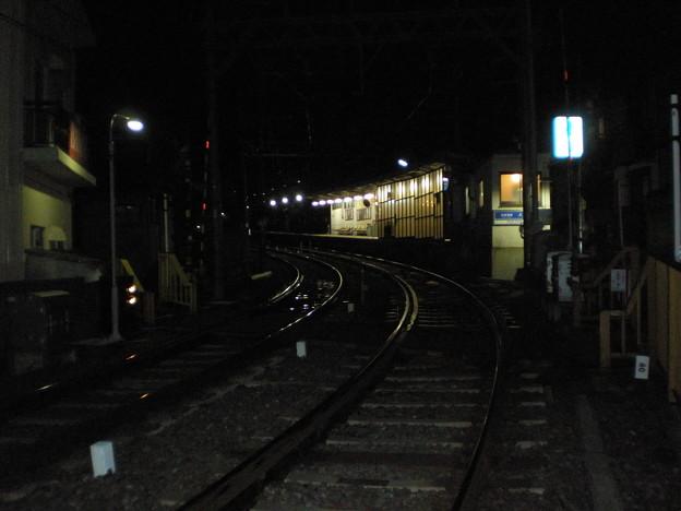 京阪電鉄京津線上栄町駅