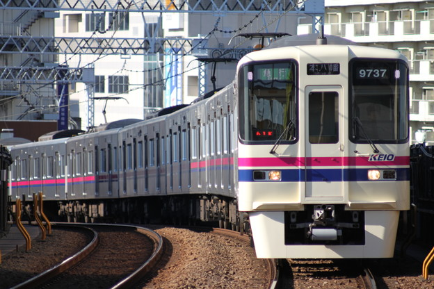 Photos: 京王9000系 9737F