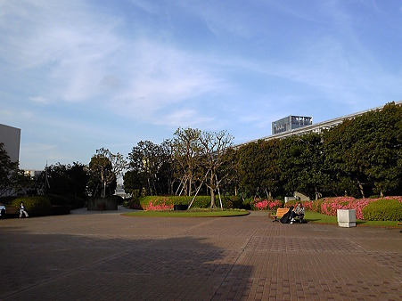 110525-横浜駅西口屋上 (1)