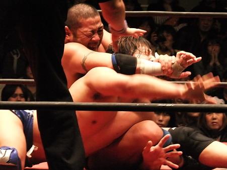 DDTプロレス 後楽園ホール 20110327 (3)