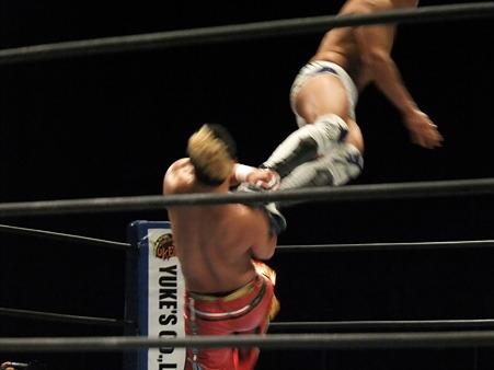 新日本プロレス BEST OF THE SUPER Jr.XVIII 〜Bring it on!〜 ディファ有明 20110528 (28)