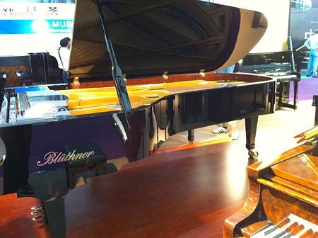 ブリュートナーピアノ