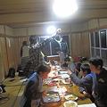 森のキャンプ2010消灯前