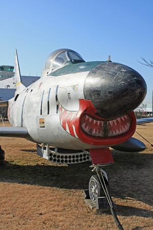F-86D 84-8111 第3航空団第102飛行隊 IMG_9053_2
