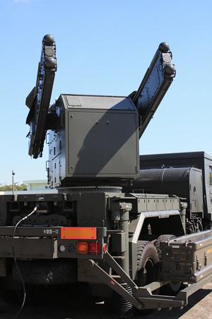 81式短距離地対空誘導弾 発射装置 IMG_0744