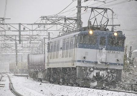 EF64 43 「雪の美袋」