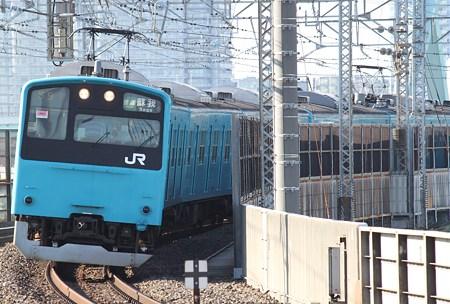 京葉線201系 K1/51編成