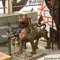 Photos: バラヒ寺院の一部