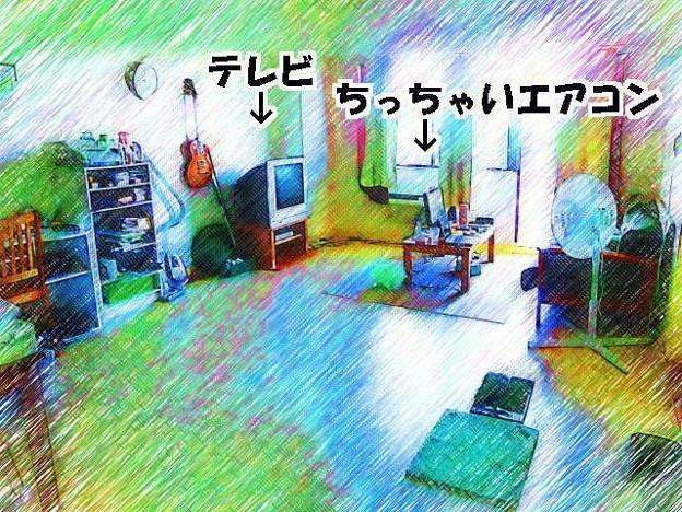 Photos: 家電と格闘