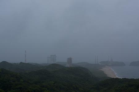 大型ロケット発射場(種子島宇宙センター)