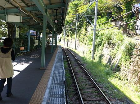 極楽寺駅3