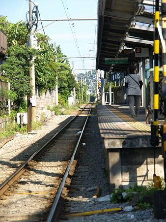 由比ヶ浜駅7