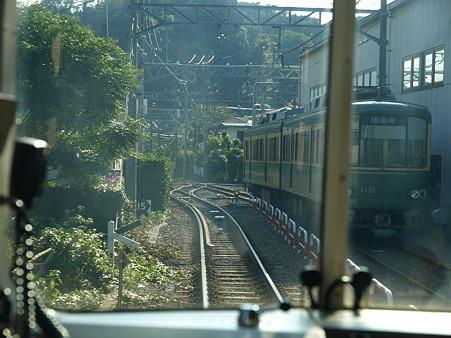 江ノ電車窓10