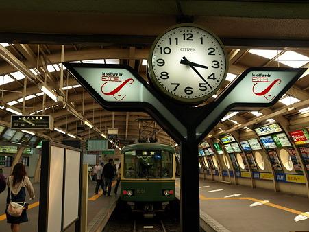 江ノ電藤沢駅4
