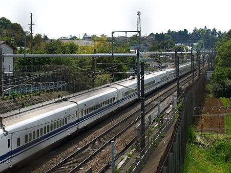700系(新横浜→小田原間)1