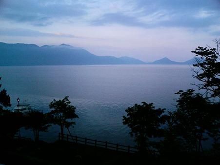 2007 支笏湖